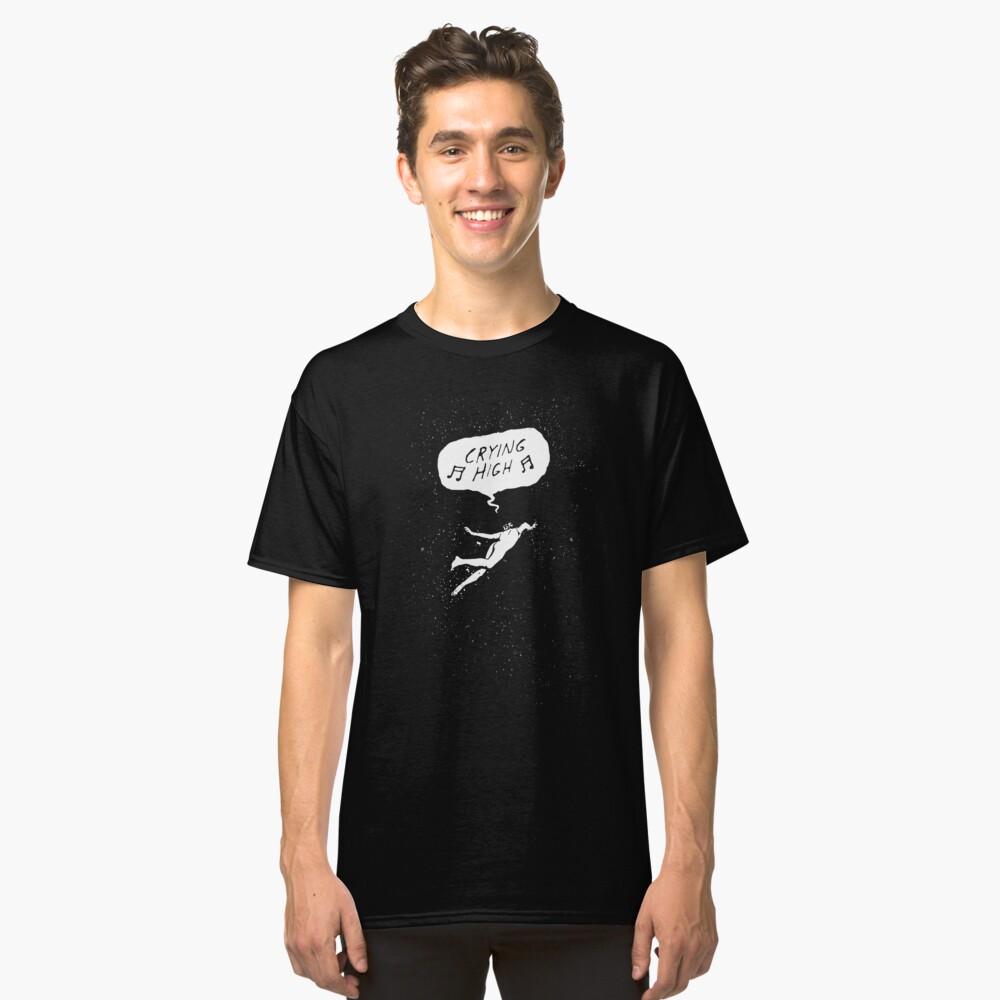 Crying High Black Classic T-Shirt