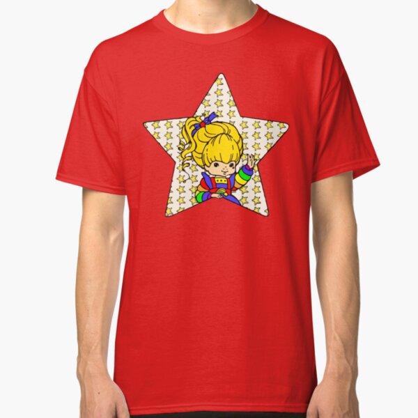 Rainbow Brite Star Classic T-Shirt