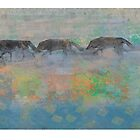 Wolf Pack by David  Kennett
