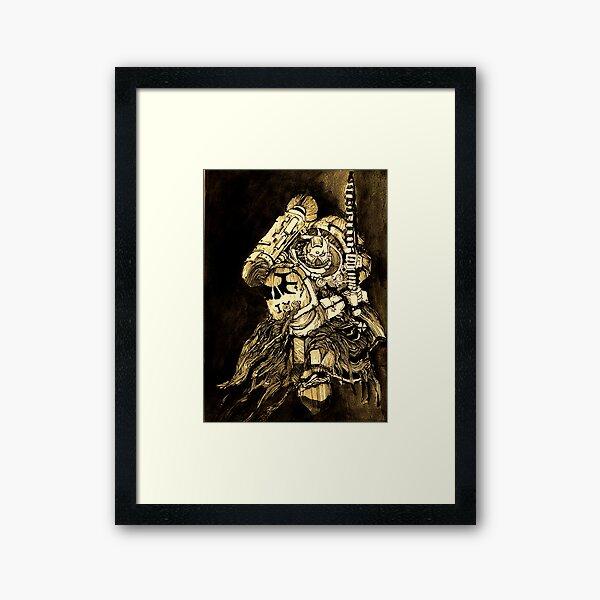 Blood Angel  Framed Art Print