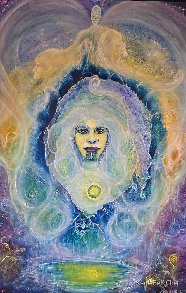 Hinerau by Kaye Bel -Cher