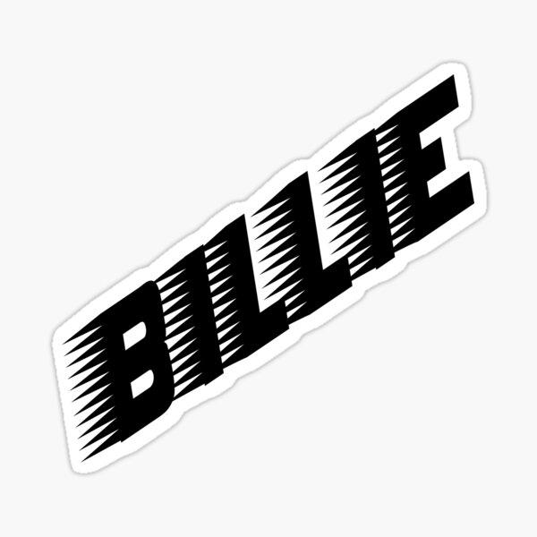Billie Eillish Pegatina