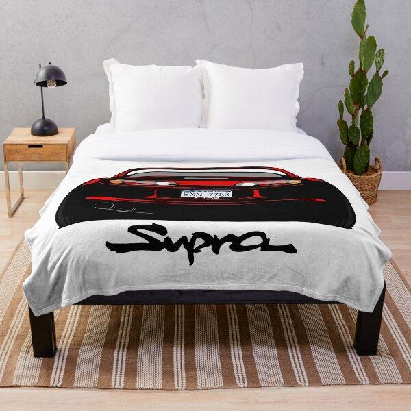 Toyota Supra SE Throw Blanket