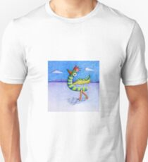 Bright Bird (in a dull world) Unisex T-Shirt