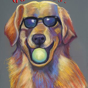 Golden Retriever - Spay/Neuter by Annimalloverf