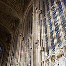 Gothic windows by Robert Ellis