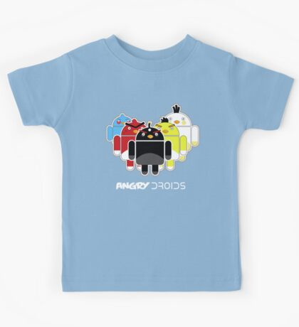 Angry Droids Kids Clothes
