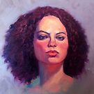 Portrait of Julia by Roz McQuillan