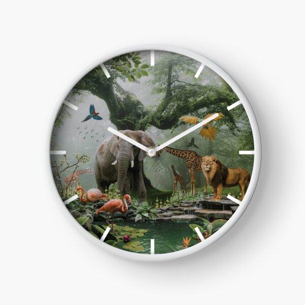 PROJET PARADISE Horloge