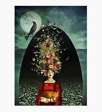 The Ballad Of two Moons Photographic Print