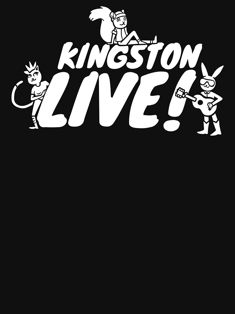 Kingston Live Critters T-Shirt by KingstonLive
