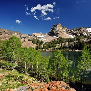 Lake Blanche, Summer Foliage by photoforyou