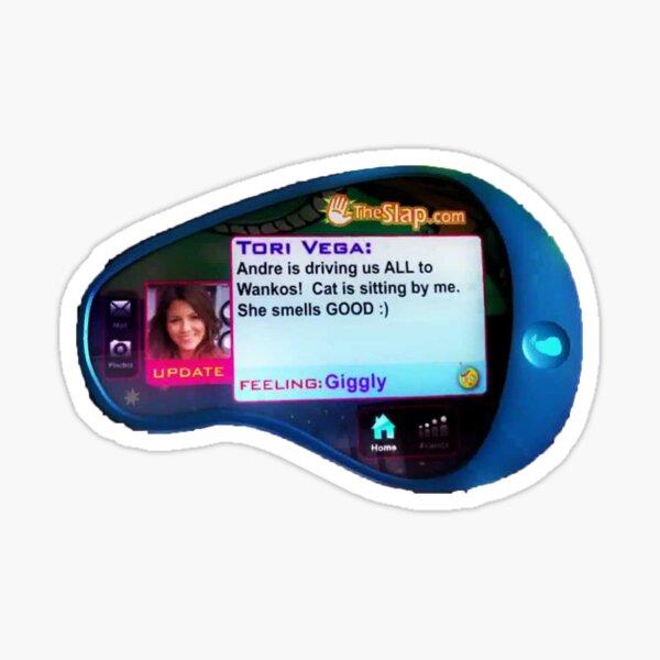 Téléphone Tori Vega Pear Sticker