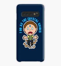 Death Crystal Morty Case/Skin for Samsung Galaxy