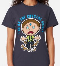 Death Crystal Morty Classic T-Shirt