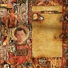Florentine Scrapbook.(detail) by Ian A. Hawkins