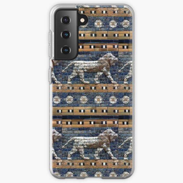BABYLON. Gates of Babylon. Detail of the Ishtar Gate reconstruction. Samsung Galaxy Soft Case