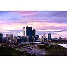 Perth City by Kirk  Hille