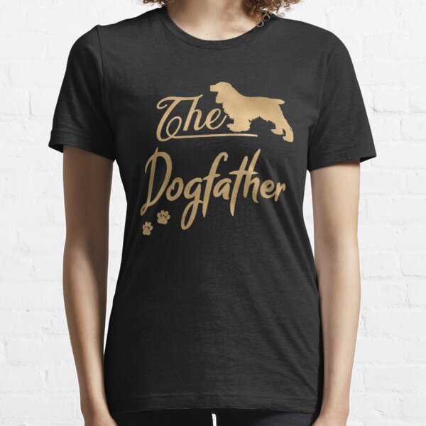 The Cocker Spaniel Dogfather Essential T-Shirt