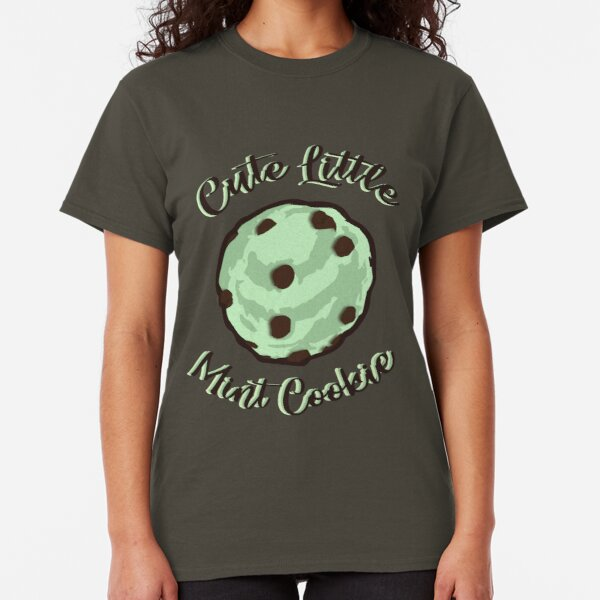 Cute Little Mint Cookie  Classic T-Shirt