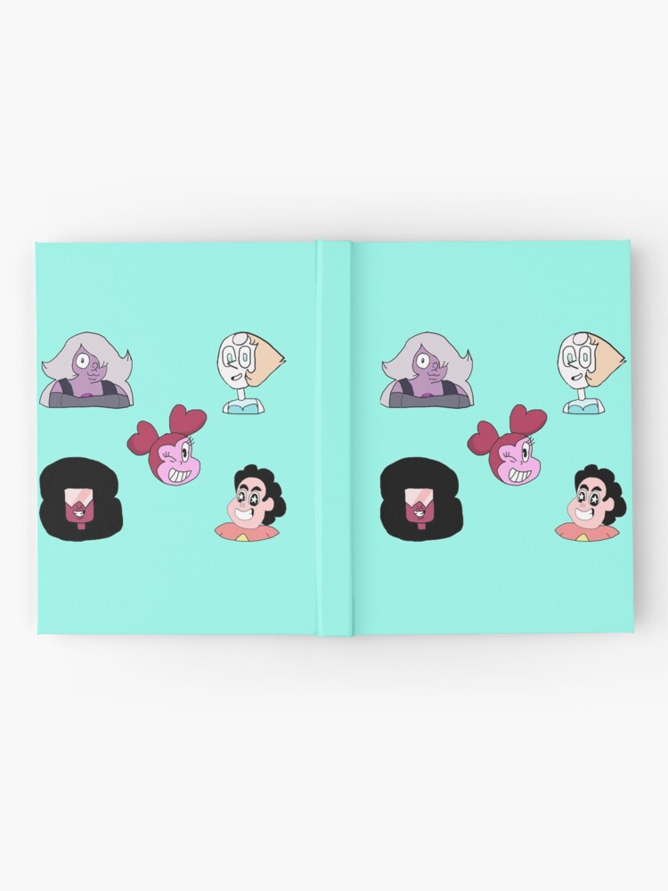 Alternate view of Steven Universe The Movie Hardcover Journal