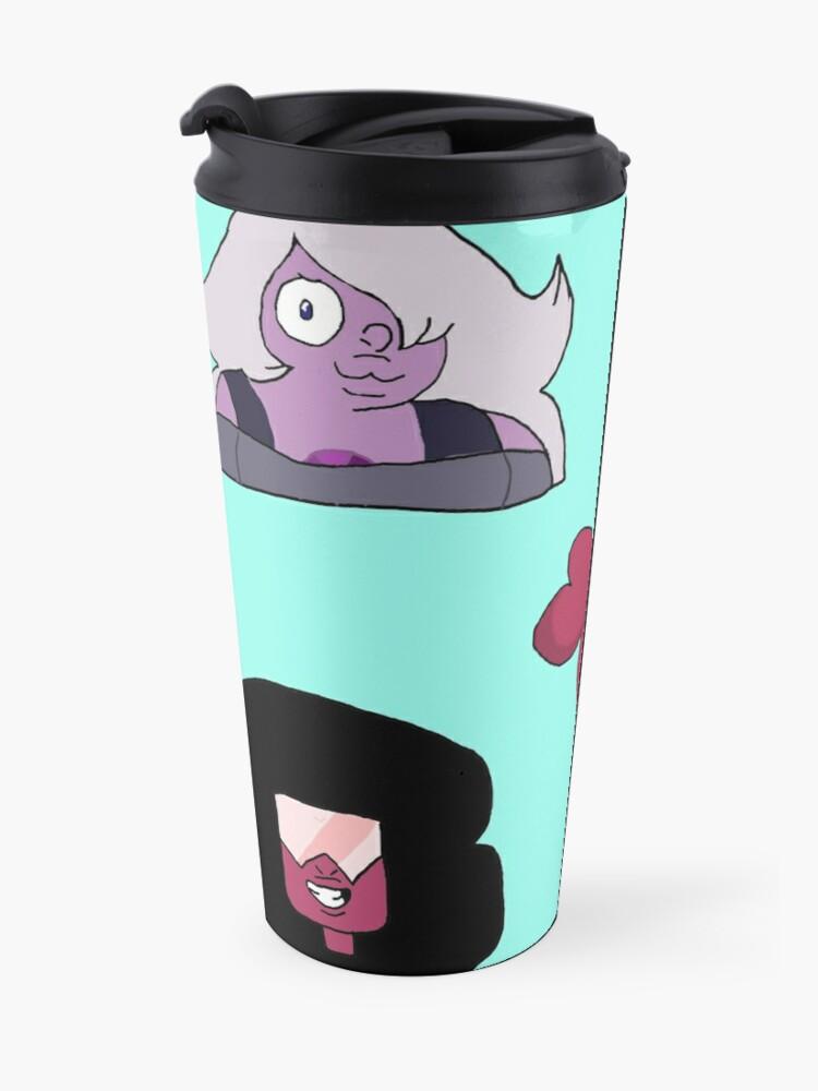 Alternate view of Steven Universe The Movie Travel Mug