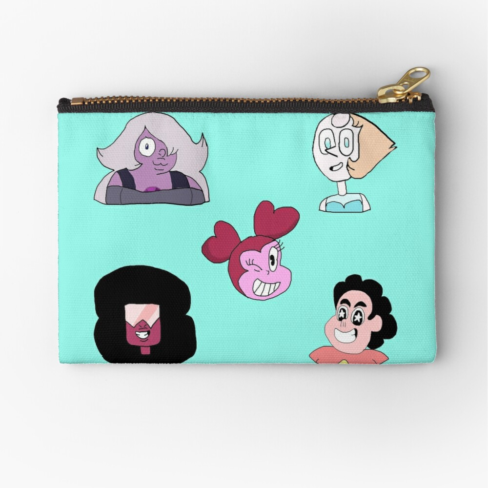 Steven Universe The Movie Zipper Pouch