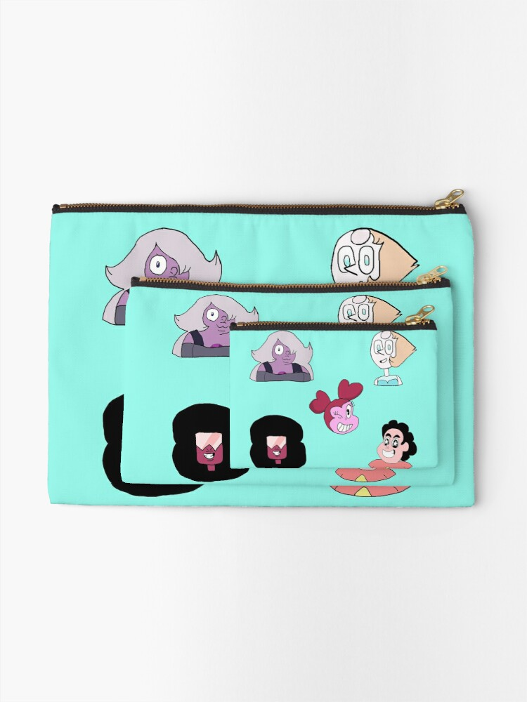 Alternate view of Steven Universe The Movie Zipper Pouch