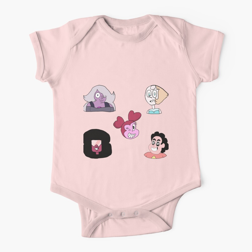 Steven Universe The Movie Baby One-Piece