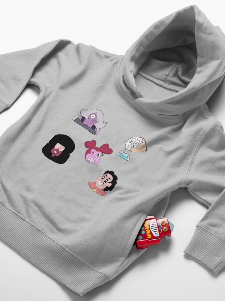 Alternate view of Steven Universe The Movie Toddler Pullover Hoodie