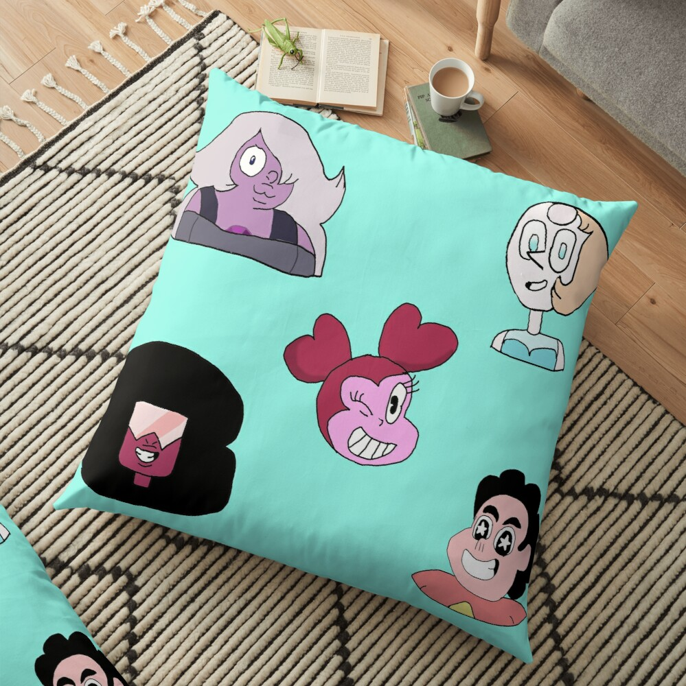Steven Universe The Movie Floor Pillow