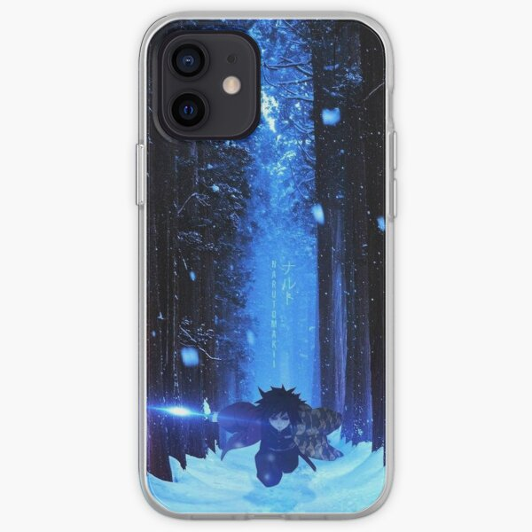 Kimetsu No Yaiba Coque souple iPhone