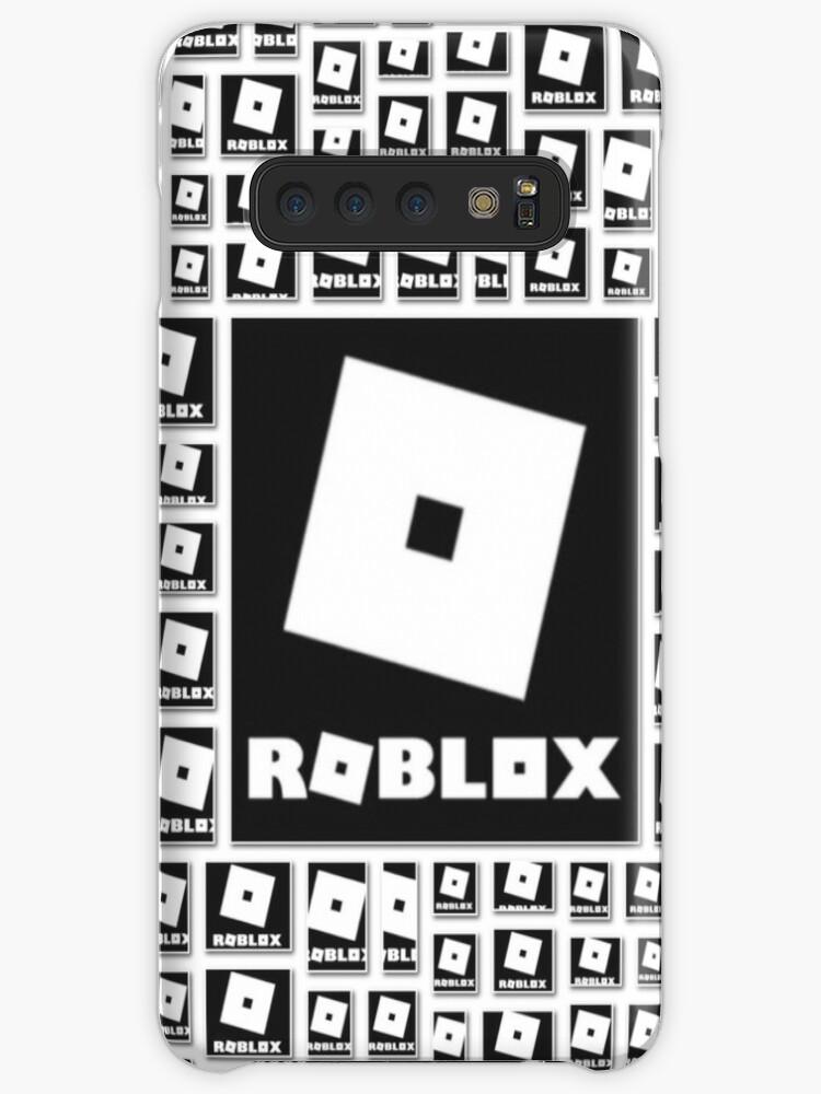 Roblox Center Logo In The Dark Case Skin For Samsung Galaxy By