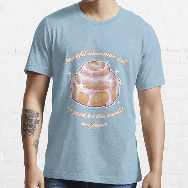 Beautiful Cinnamon Roll Essential T-Shirt