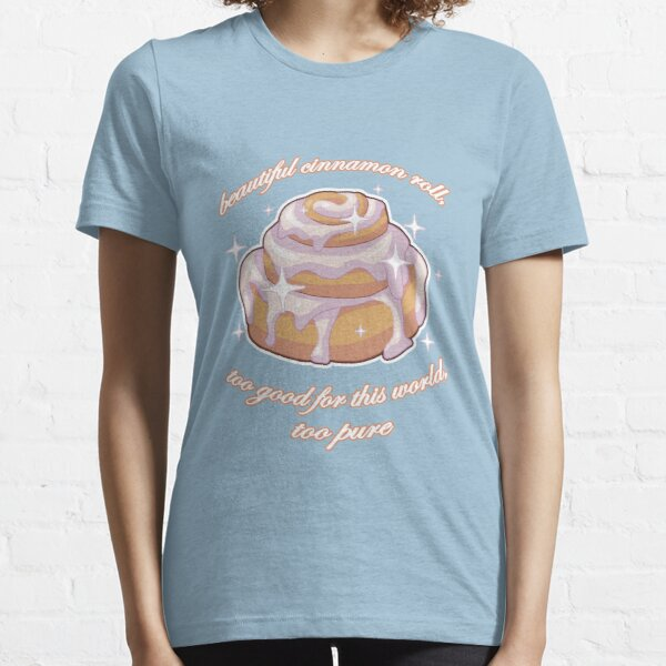 Beautiful Cinnamon Roll Essential T-Shirt