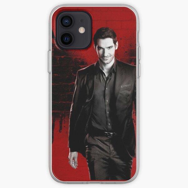 Lucifer Morningstar iPhone Soft Case
