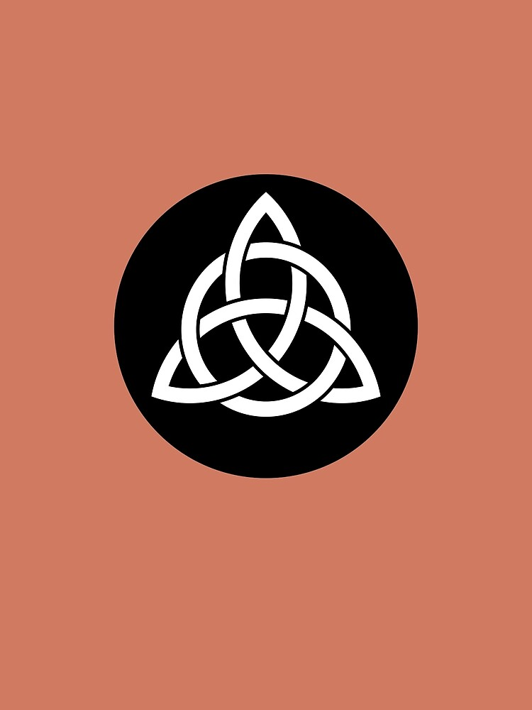 Celtic Triquetra Knot by Thoth-Adan