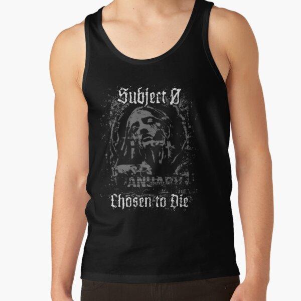 Subject 0 - Chosen to Die Tank Top