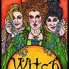 Witch Sisters by Lynette K.