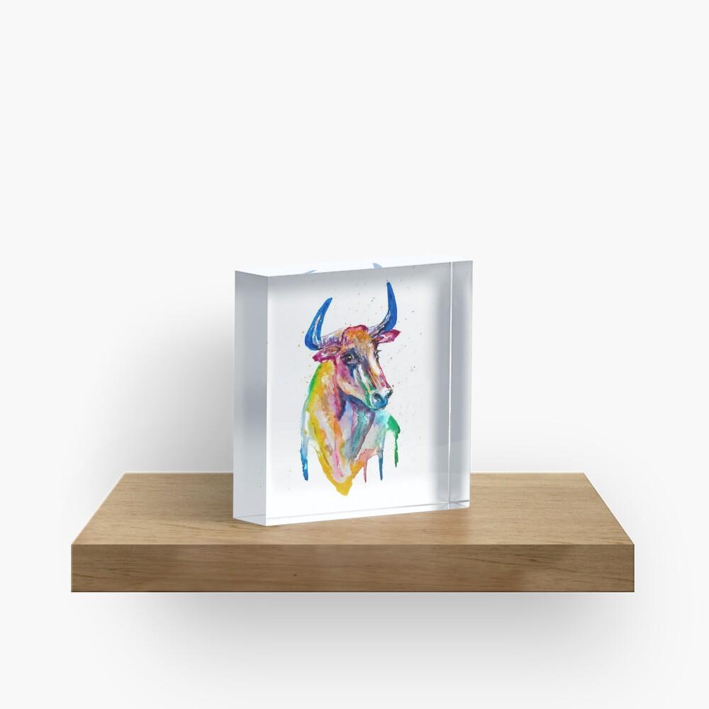 El Torro Acrylic Block