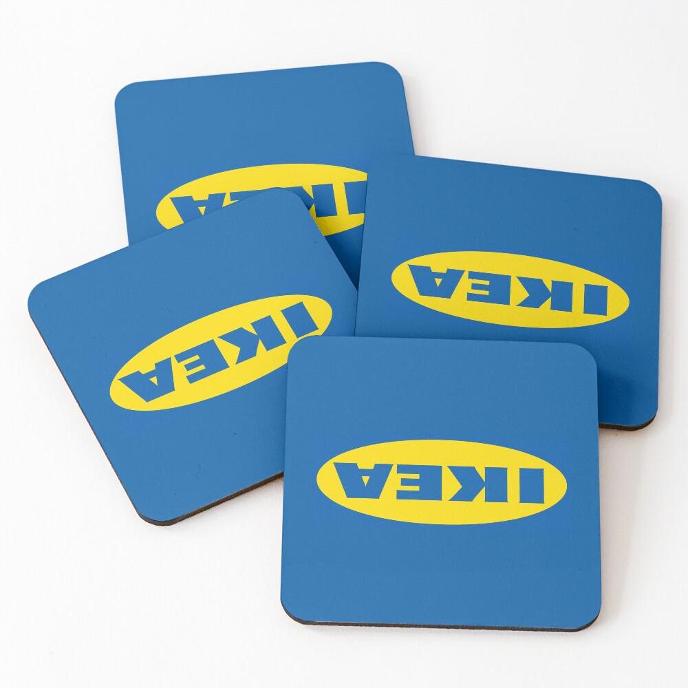 IKEA Coasters (Set of 4)