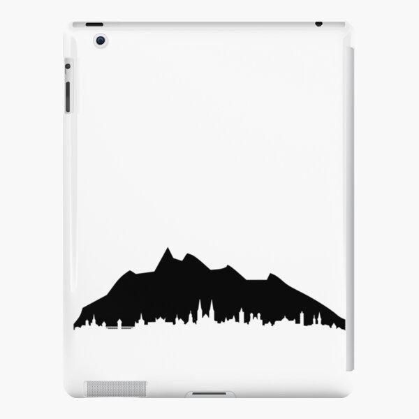 Pilatus Luzern Skyline iPad – Leichte Hülle