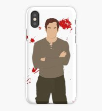 Dexter - The Code iPhone Case/Skin