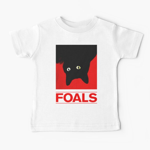Cat Foals Baby T-Shirt