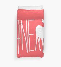 Max's Shirt - Jane Doe  Duvet Cover