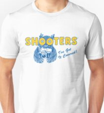 Shooters Camera Club Unisex T-Shirt