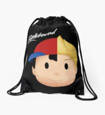 Earthbound Drawstring Bag