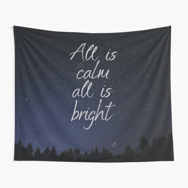 Silent Night, Christmas song lyrics Tapestry