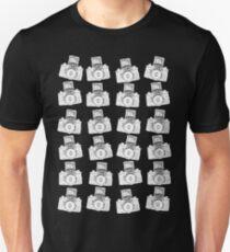 24 Negative Cameras  T-Shirt
