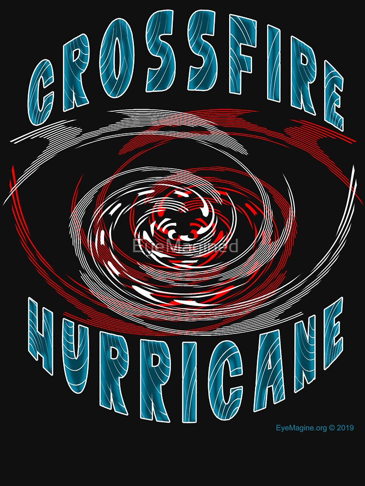 Crossfire Hurricane by EyeMagined
